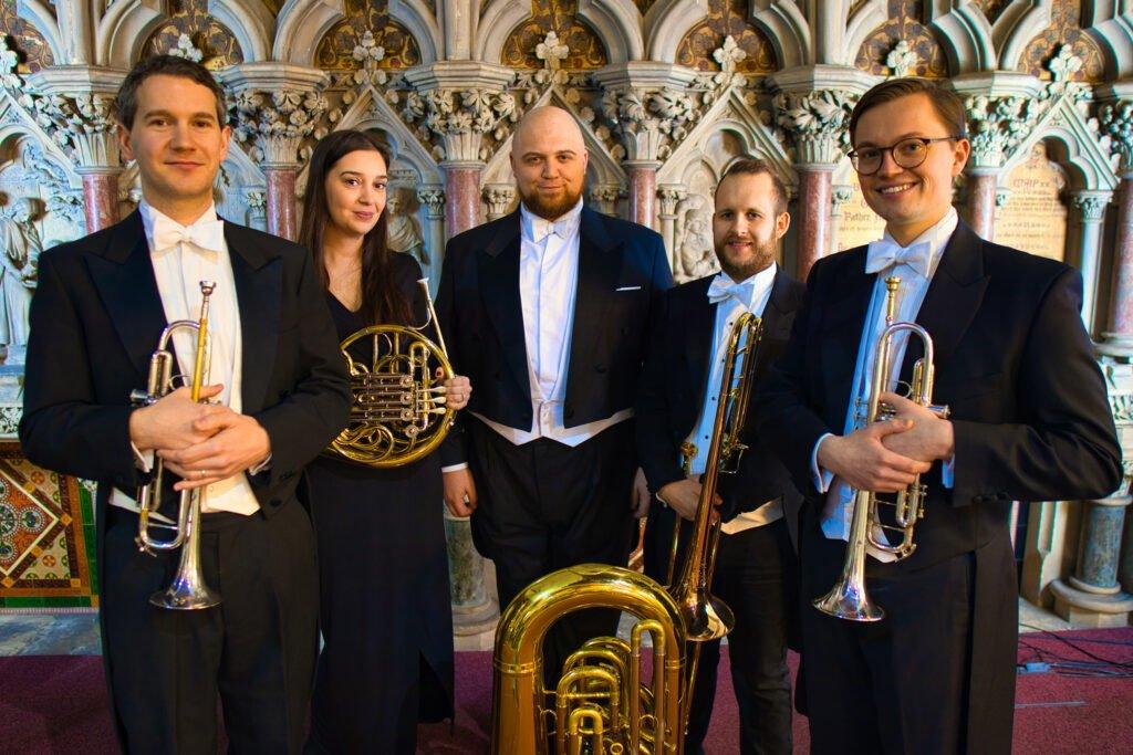 Ensemble of the Golden Bough Closeup